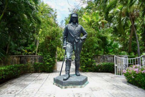 The Cloister & Versailles Gardens on Paradise Island in Nassau Bahamas
