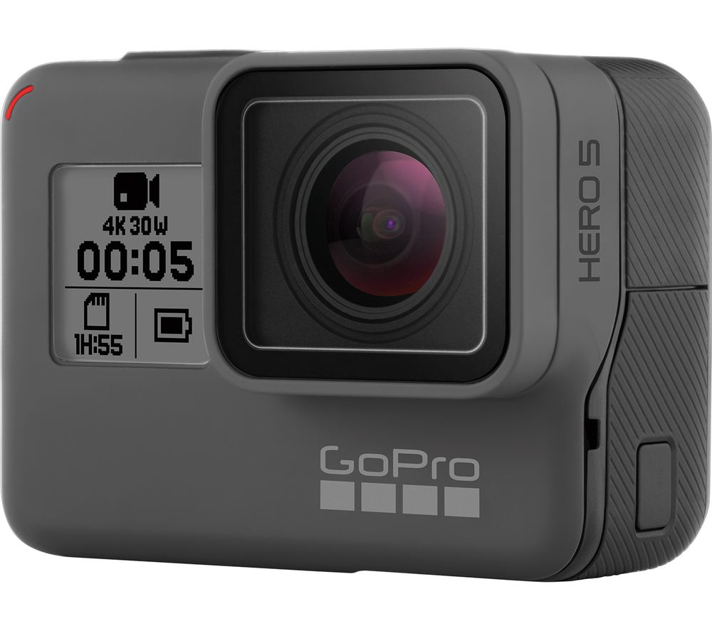 GoPro Hero5 Black - The Best Action Camera Under $1000