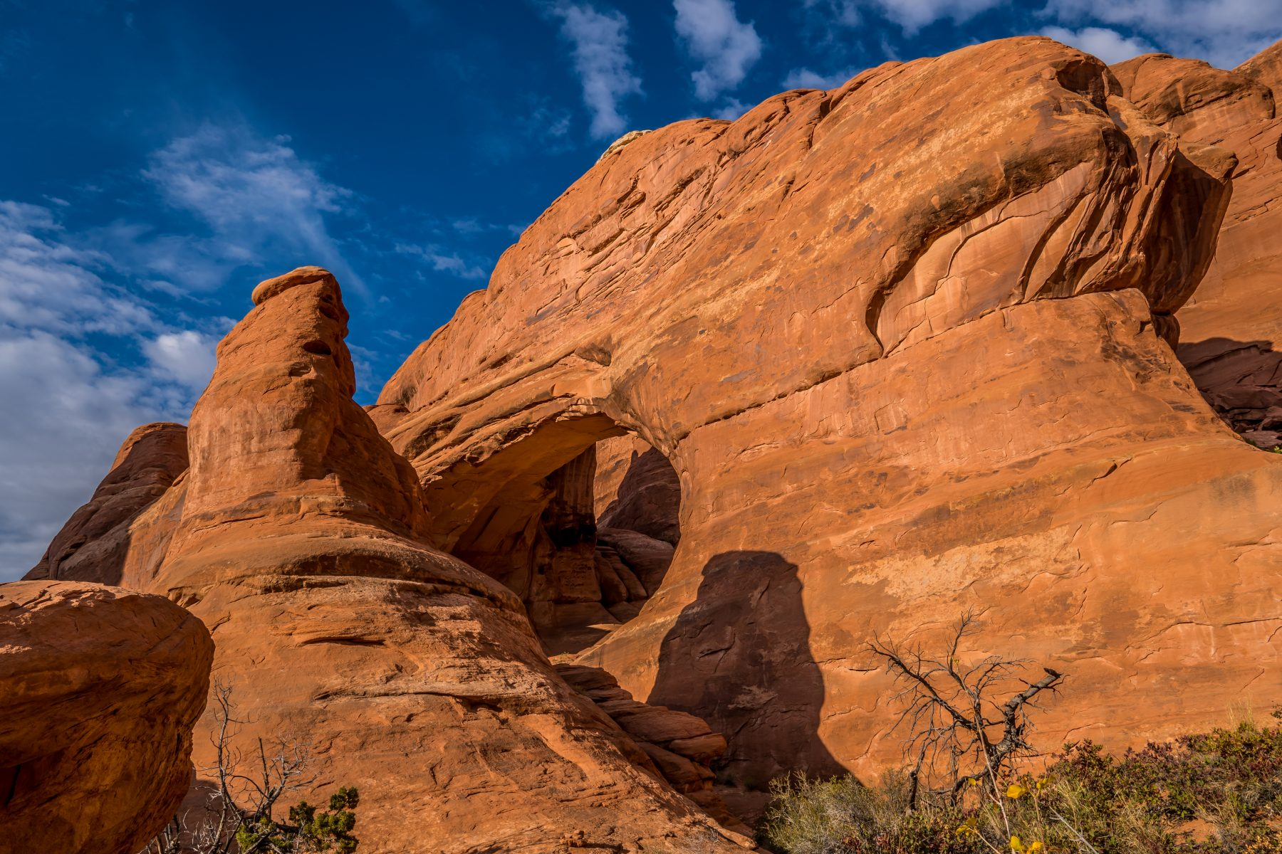 Arches-National-Park-Tower-Arch