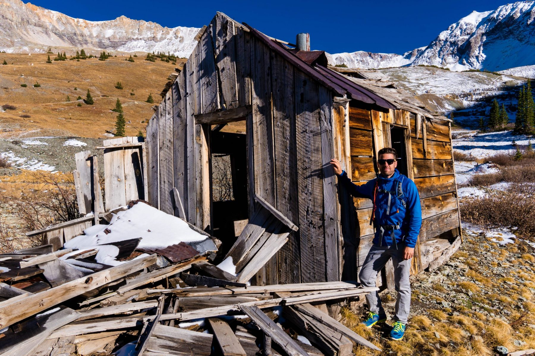 Off Roading Near Me >> The Tomboy Mine Ghost Town Near Telluride, Colorado - We Love to Explore
