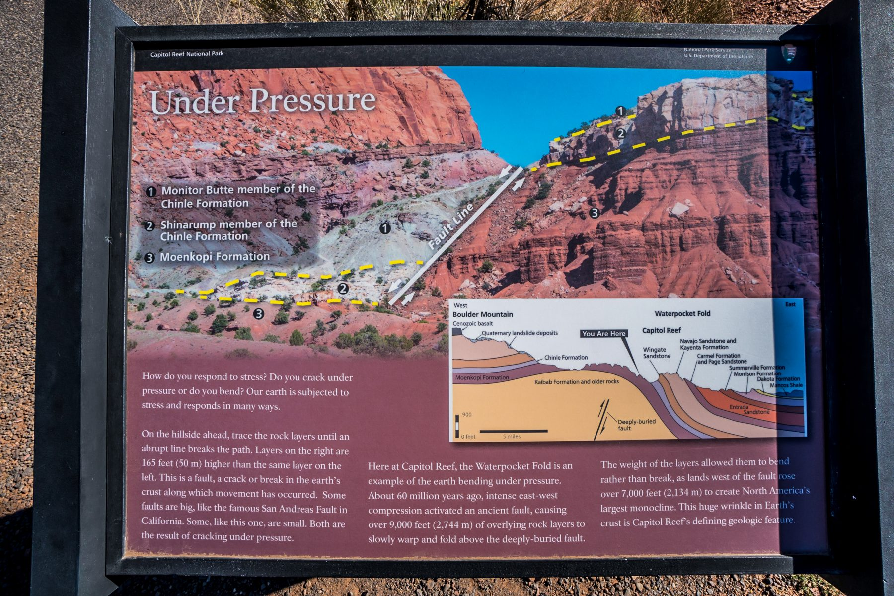 Capitol-Reef-National-Park-Geology